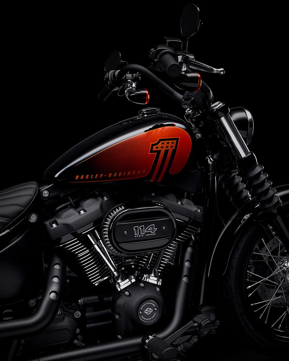 2016 Street Bob Specs : street, specs, Street, Motorcycle, Harley-Davidson