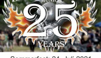 Sommerfest 2021 Harley Bros. Munich