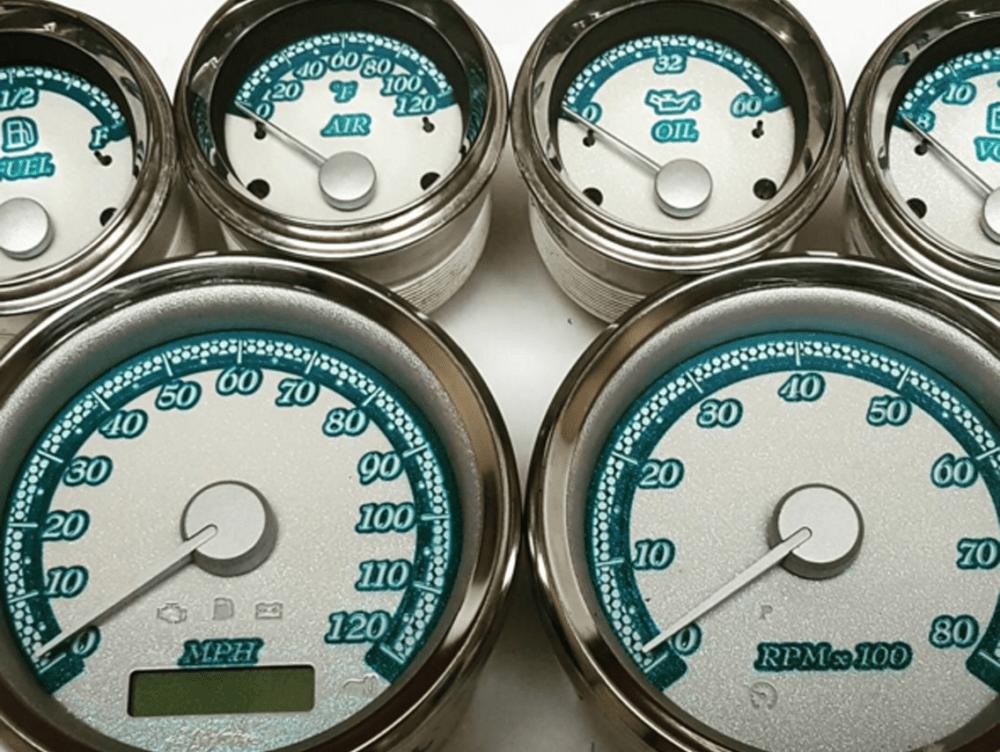medium resolution of  harley gauges custom motorcycle gauges custom motorcycle face kits riverside ca