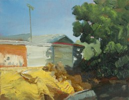 176 In the Shade 20 x 25cm