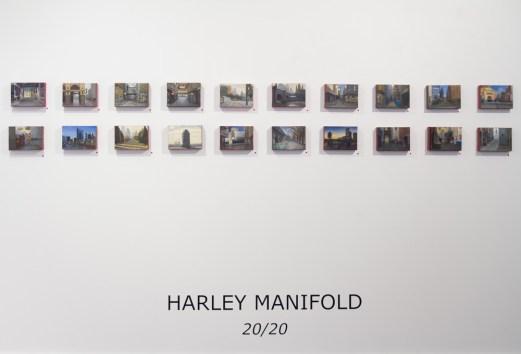 Install Shot at Flinders Lane Gallery