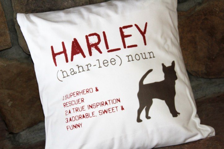 Harley Pillow