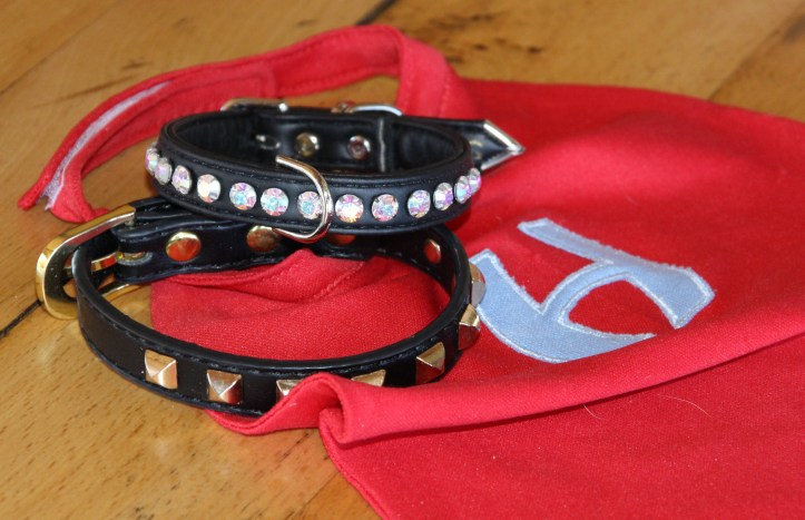 Harley's cape and collars