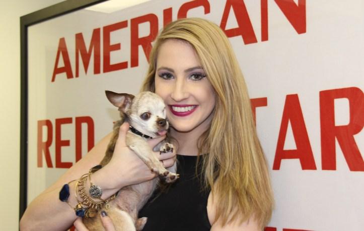 Amber and Harley at Palm Beach AHA (1)