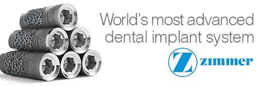 Zimmer Dental Implants- Global Estetik Dental Care