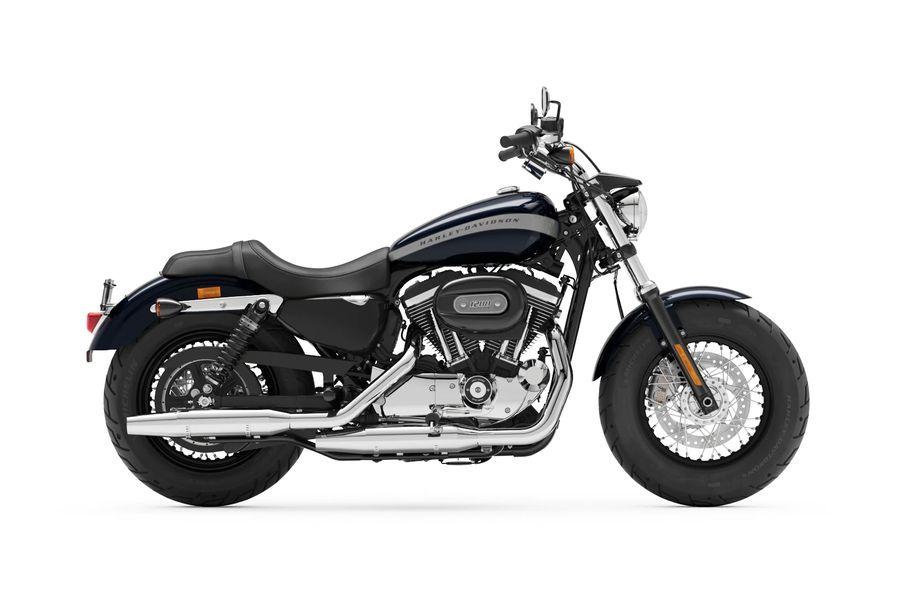 Harley-Davidson-VT-BIKE 2020-1200 CUSTOM