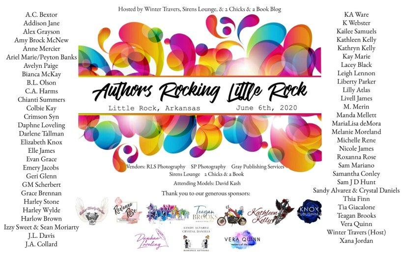 Authors Rocking Little Rock