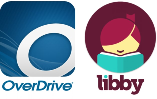 Image result for overdrive and libby app
