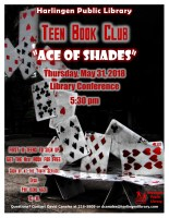 Teen Manga Club @ Harlingen Public Library- Zoom