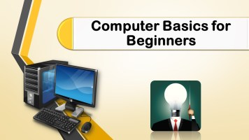 Computer Basics @ Harlingen Public Library - Nonfiction Computer Lab