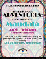 Afterschool Adventures @ Children's Auditorium