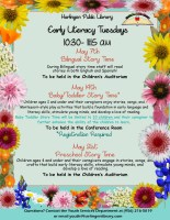 Baby/Toddler Story Time @ Children's Auditorium