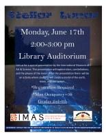 IMAS: Planetarium @ Harlingen Public Library - Library Auditorium