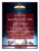 LEGO Day @ Harlingen Public Library Auditorium