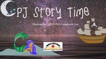 PJ Story Time @ Harlingen Public Library Facebook Page