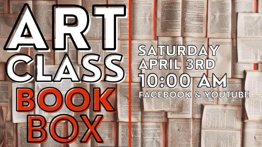 Art Class: Book Box