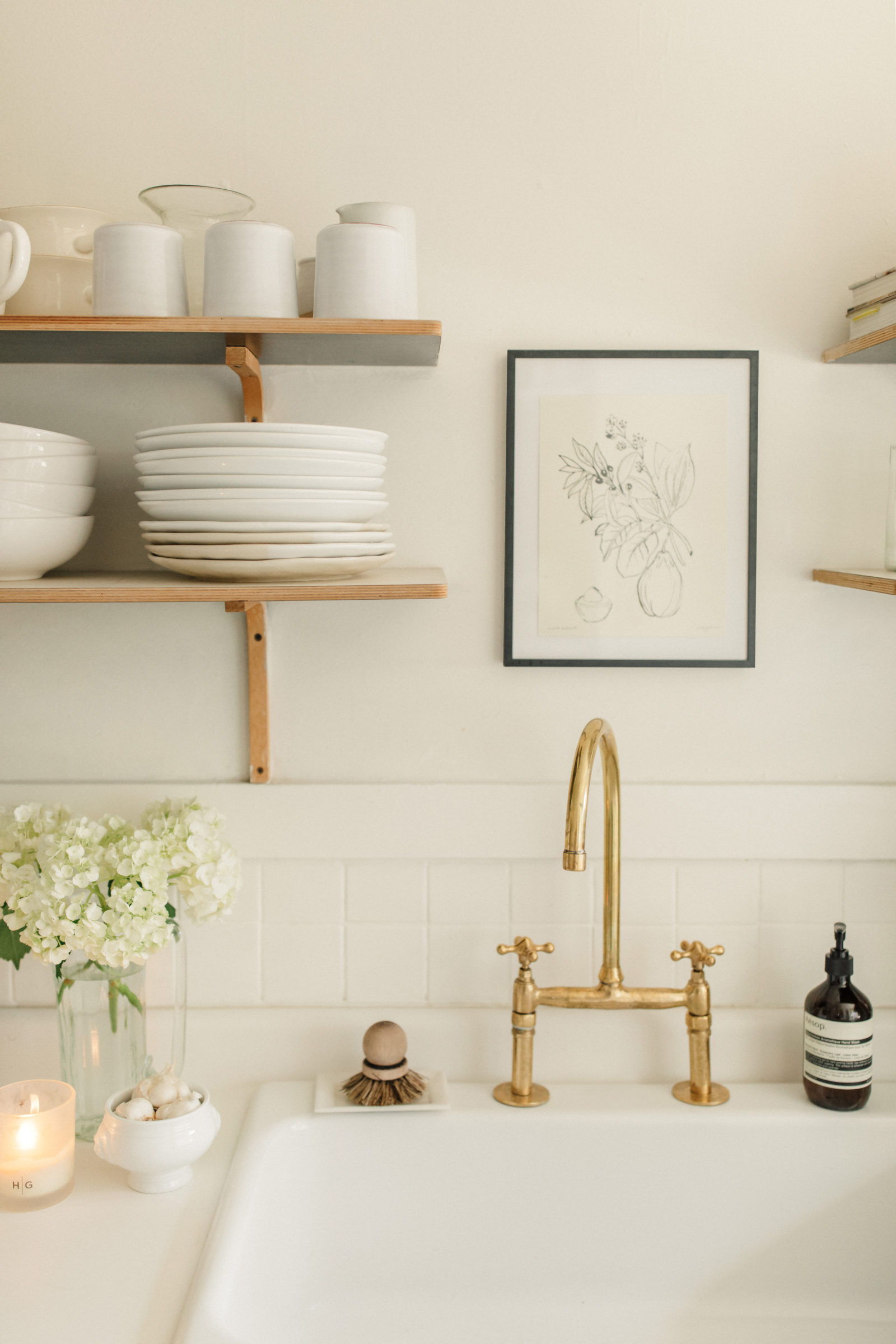 brass faucets harlowe james