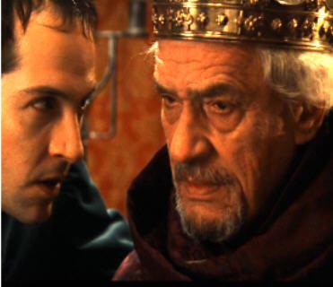 [Scofield in Henry V]