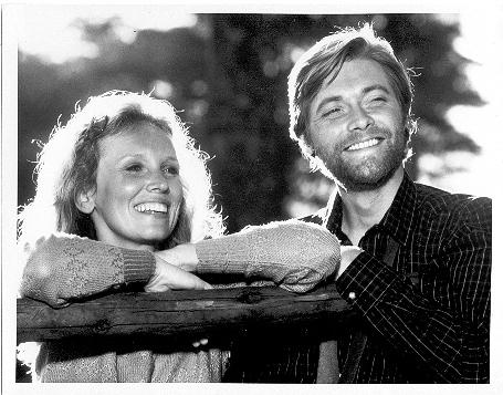 Simon Ward in the 1979 TV film The Last Giraffe