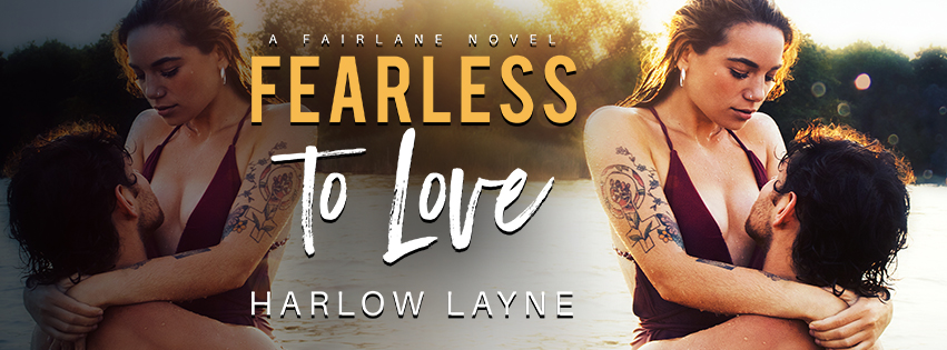 FEARLESS TO LOVE COVER RE-REVEAL AND SALE