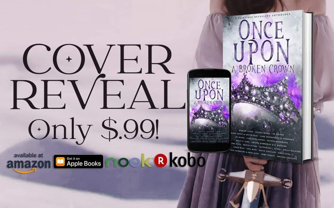 ONCE UPON A BROKEN CROWN COVER REVEAL