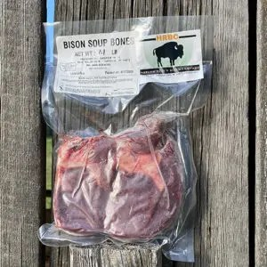 Harlow Ranch - Bison Soup Bones