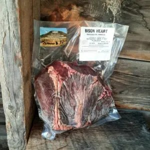 Harlow Ranch Bison Heart
