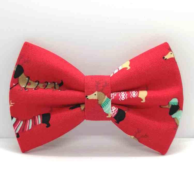 Bow Ties - Christmas