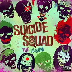 Pre-Order The Suicide Squad Album