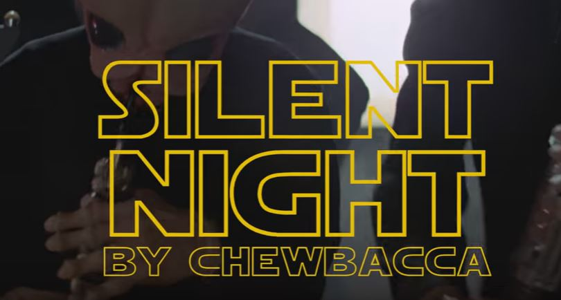 Listen: Chewbacca Sings 'Silent Night'