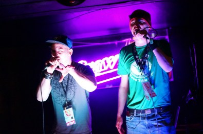 Prolific (Left) & Duke Buzzy (Right) @ Crawford (NXNE, 2013)