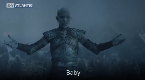 Listen: Game Of Thrones X Ice Ice Baby Mashup