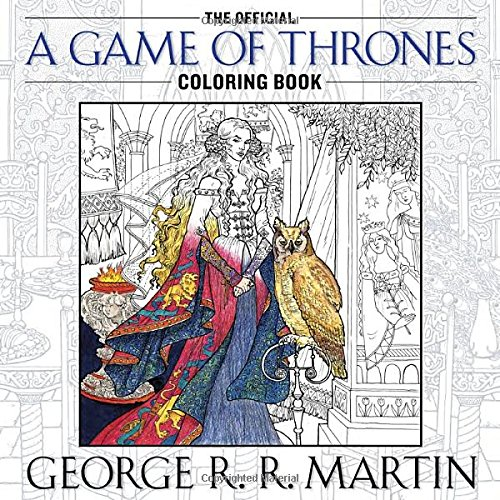 GOTcoloring book