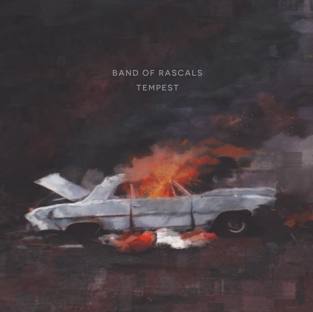 Band Of Rascals-Tempest-Album Review