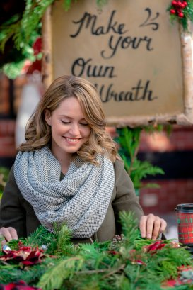 The Christmas Cottage.Exclusive An Interview With Merritt Patterson From Hallmark