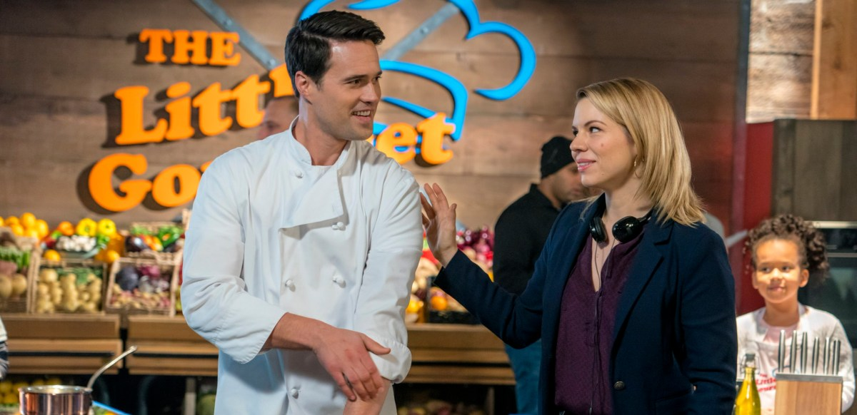 "Preview: ""Cooking With Love"" A Hallmark Channel ""Countdown To Valentine's Day"" Original Movie"