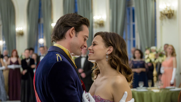 "Preview: ""Royal Matchmaker"" A Hallmark Channel ""Spring Fever"" Original Movie"