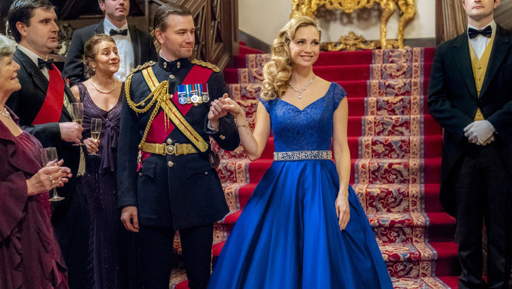 "Preview: ""Royally Ever After"" A New Hallmark Channel Original Movie"