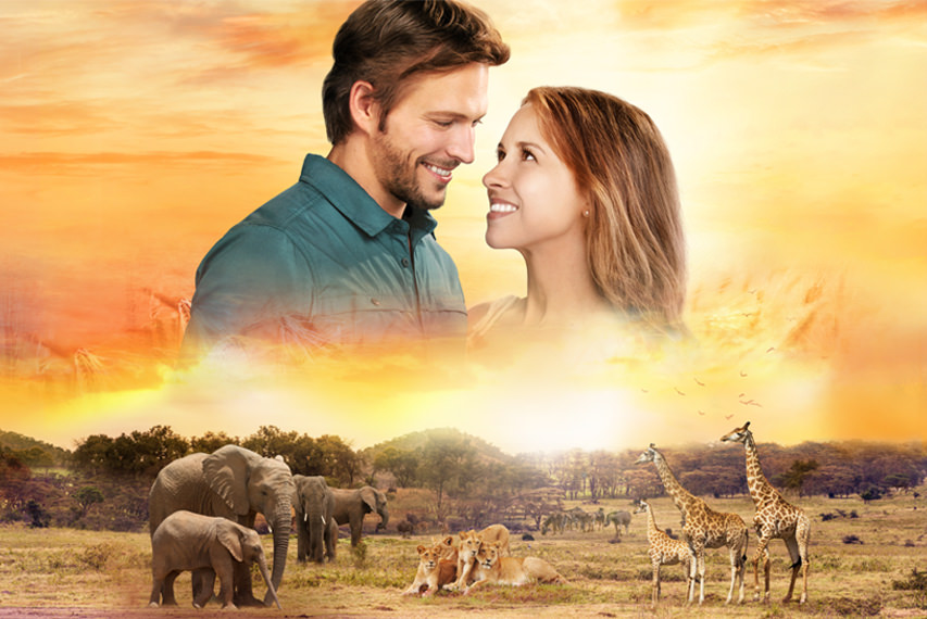 "Preview: ""Love On Safari"" A Hallmark Channel ""Summer Nights"" Original Movie"
