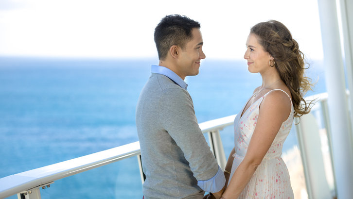 "Preview: ""Love At Sea"" A Hallmark Channel ""Summer Nights"" Original Movie"