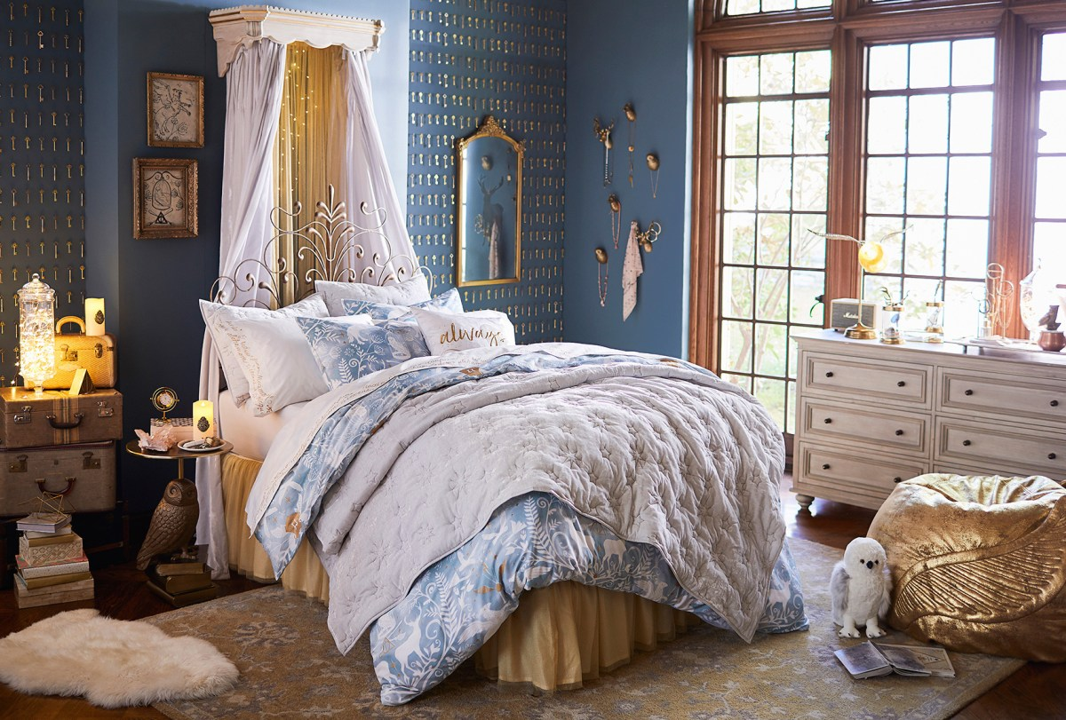 Home Decor Pottery Barn Announces Harry Potter Collection
