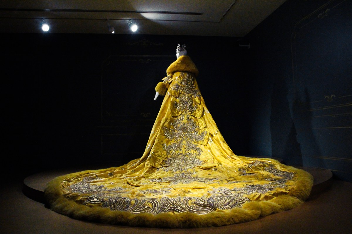 Photos: Guo Pei Couture Beyond-Vancouver Art Gallery-January 2019
