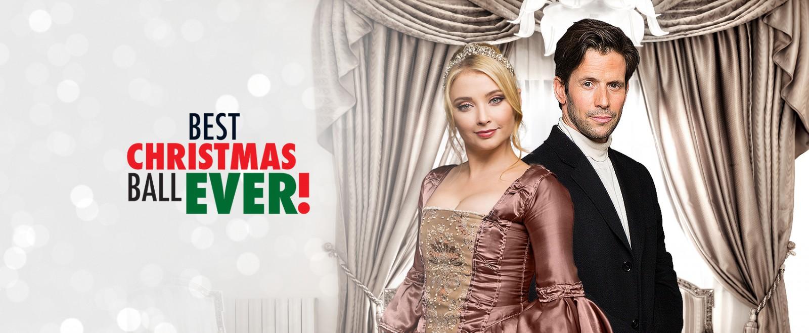 Preview Best Christmas Ball Ever A Ion Tv Original Movie 2019