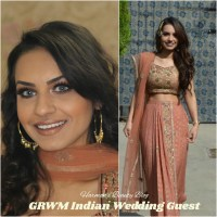 Indian Wedding Guest Makeup | www.pixshark.com - Images ...