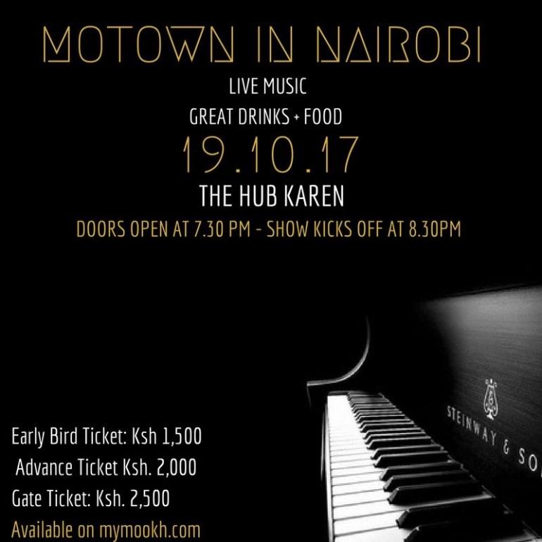 Motown in Nairobi