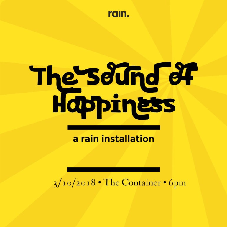The Sound of Happiness