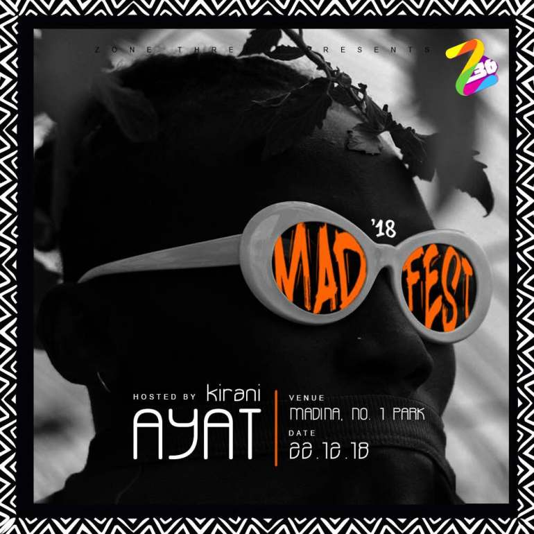Ayat hosts MADfest 2018