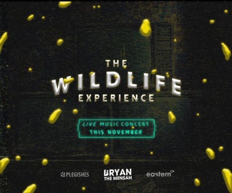 Bryan the Mensah beasts out with Wildlife Experience Concert