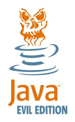 Java ist zum Kotzen