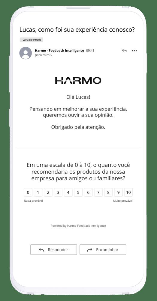 Harmo Reviews Feedback Inteligence